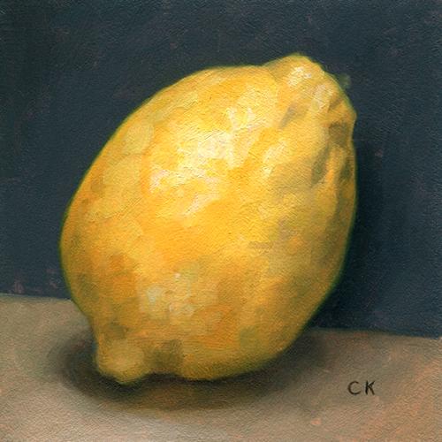 Kornacki Wabisabi Lemon