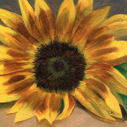 Kornacki Wabisabi Sunflower