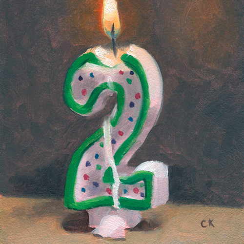 Kornacki WabiSabi Two Year Candle.jpg