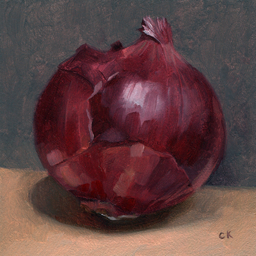 Kornacki Wabisabi Red Onion 2