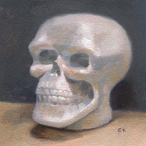 Kornacki Wabisabi Skull