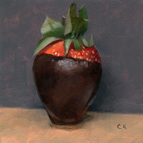 Kornacki WabiSabi Chocolate Covered Strawberry