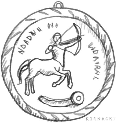 Final Medallion Sketch