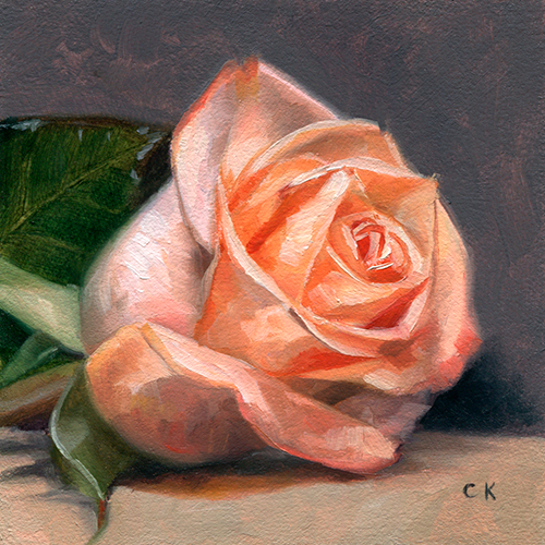 Kornacki WabiSabi Peach Rose