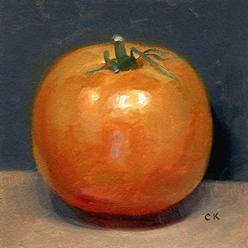 Kornacki WabiSabi Orange Heirloom Tomato