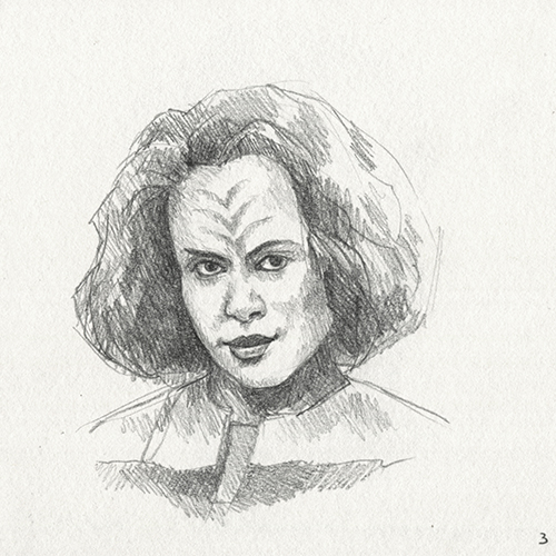 B'Elanna Torres, Star Trek Voyager