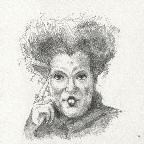 Winifred Sanderson, Hocus Pocus