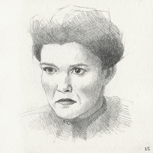 Captain Janeway, Star Trek Voyager