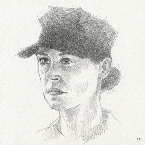 Lt. O'Neil, G.I. Jane