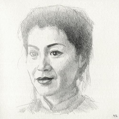 Yu Shu Lien, Crouching Tiger, Hidden Dragon