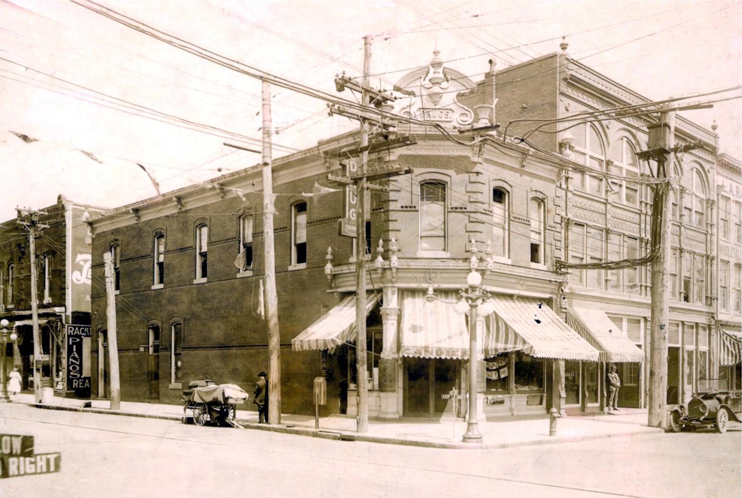 Goldsboro Drug ca.1920