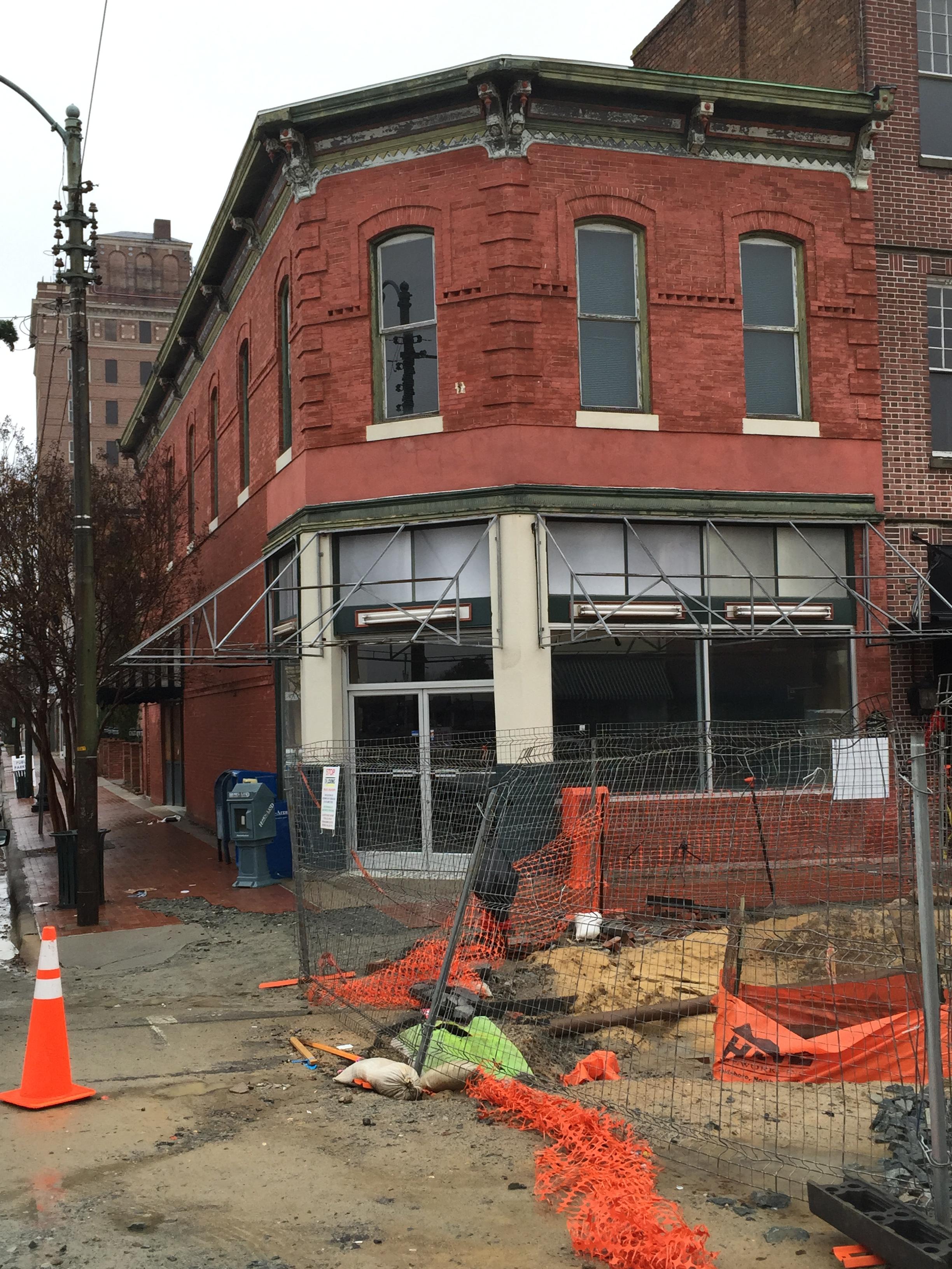 Pre-Renovation, May 2015
