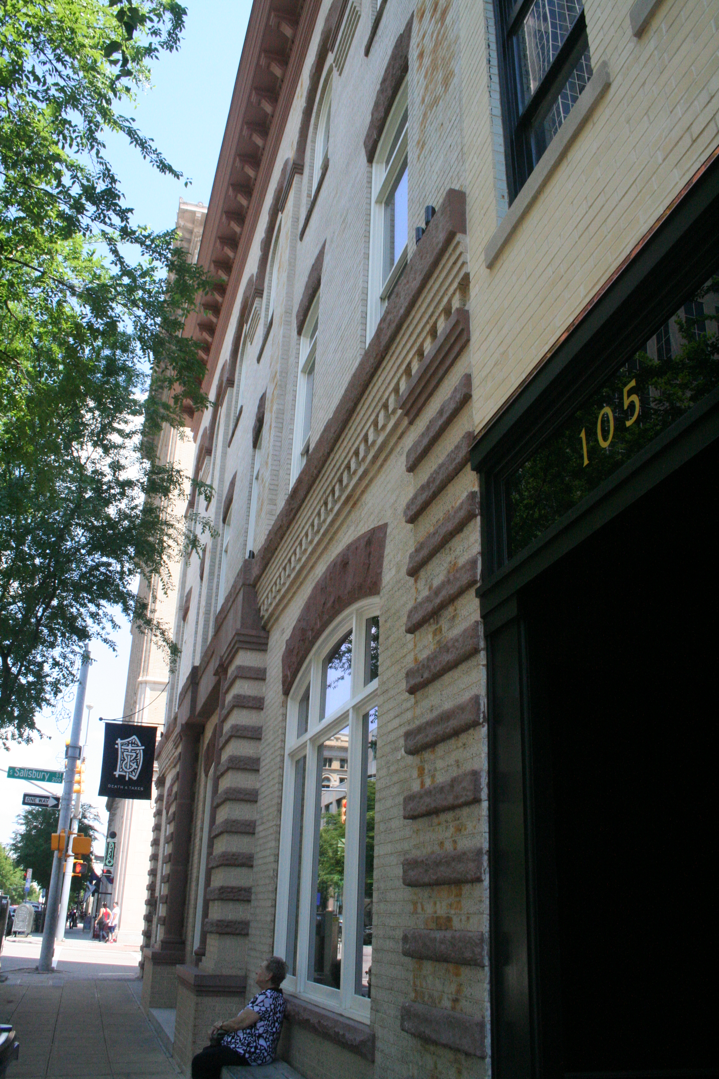 Death and Taxes from Hargett Street