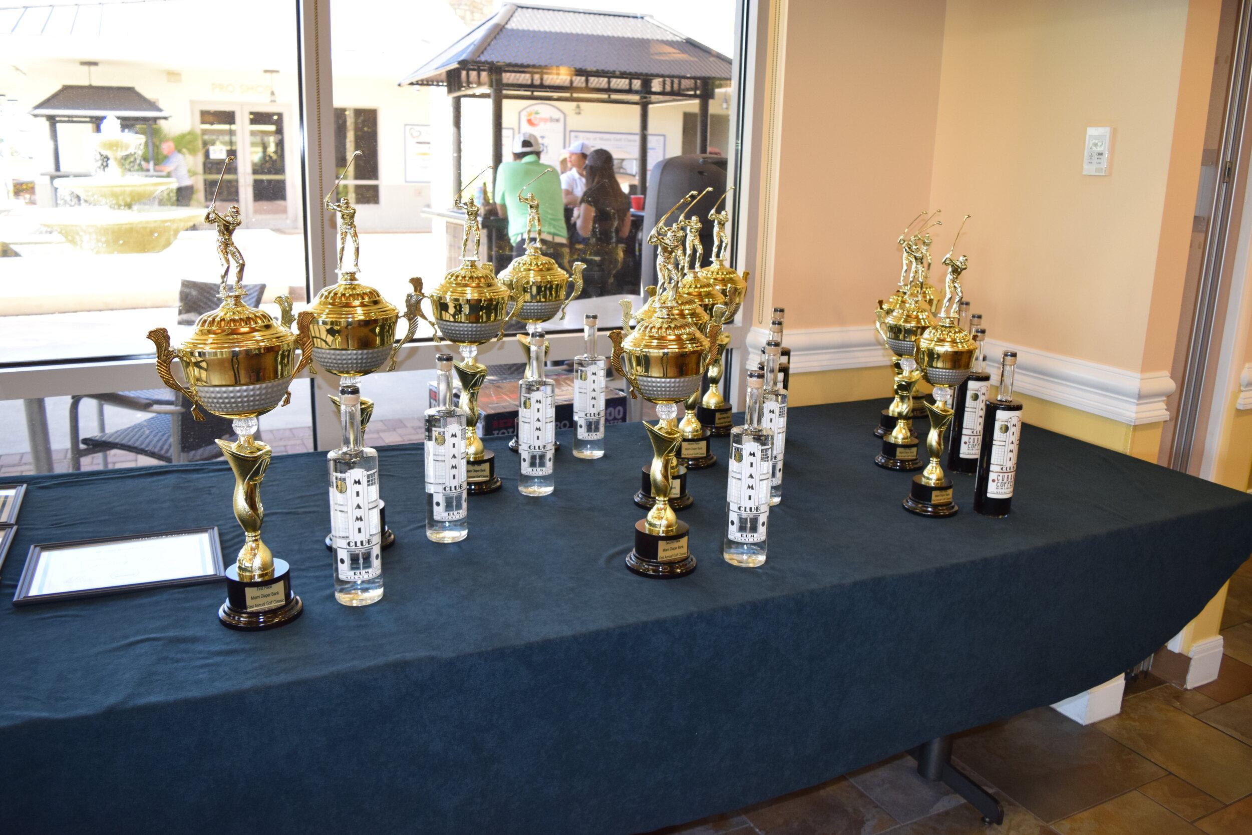 Winner table - MDB Golf Classic.JPG