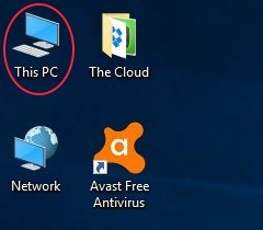 This PC circled in red.