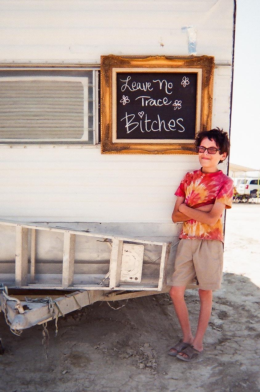 Burning Man2014 - 35mm film