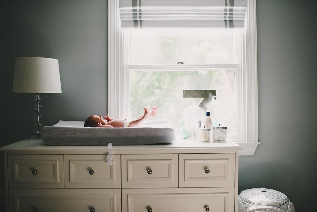 newborn baby | Washington DC Newborn Photographer