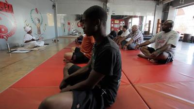 Kundalin Yoga with Krishna Kaur / Spreading Seeds 2014