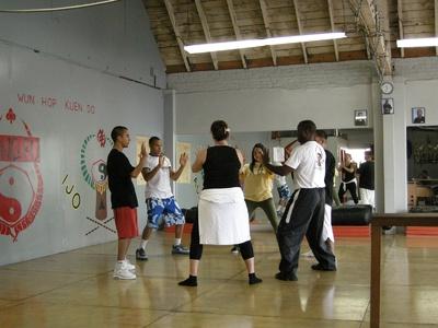 Martial Arts-IJO IJA Sifu Earl White/ Spreading Seeds 2008