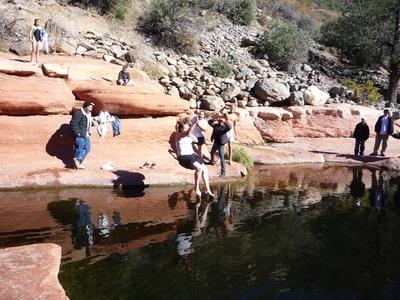 Grand Canyon and Sedona Arizona Culmination / Spreading Seeds 2008