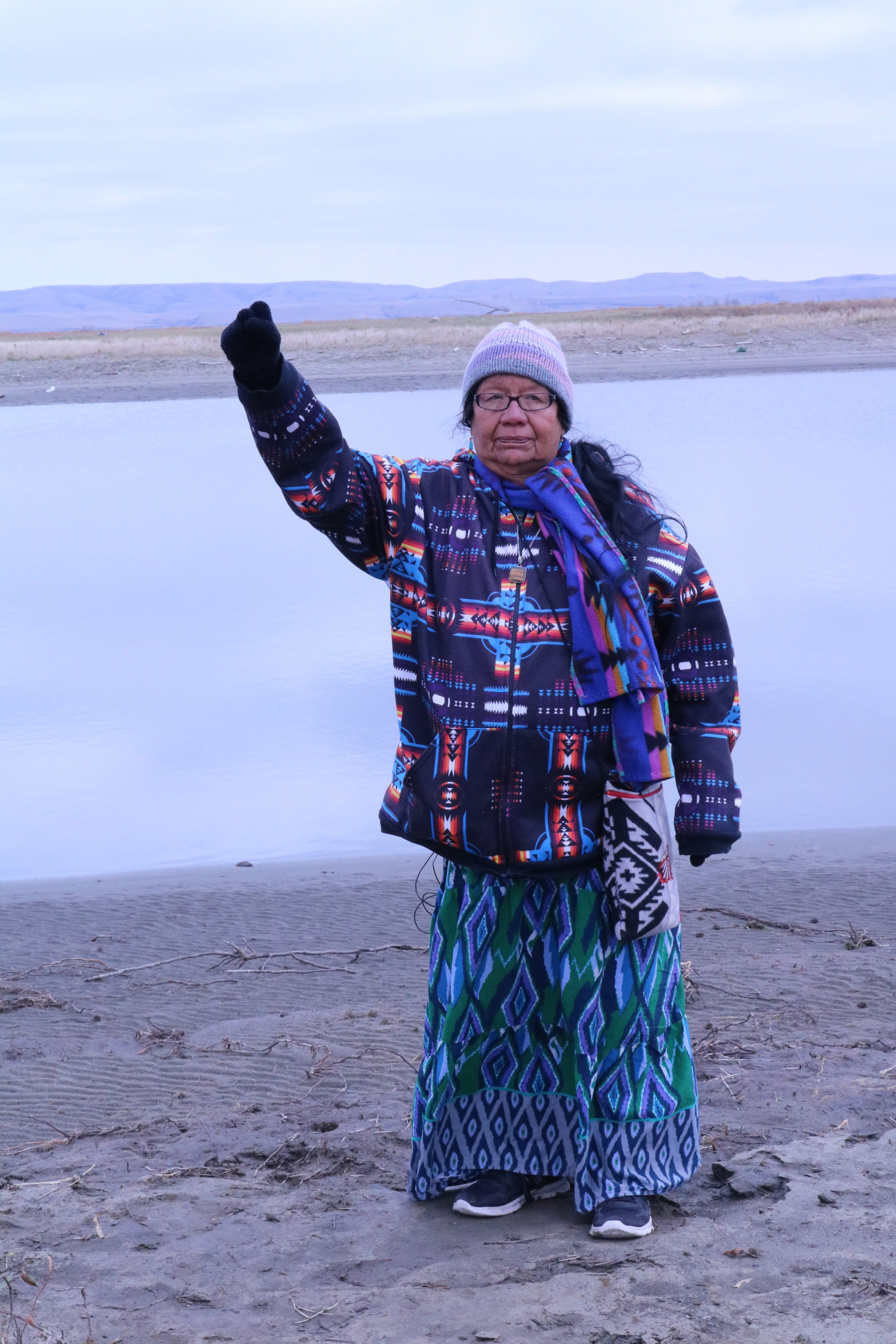 Fennel Black Bear, Standing Rock, ND