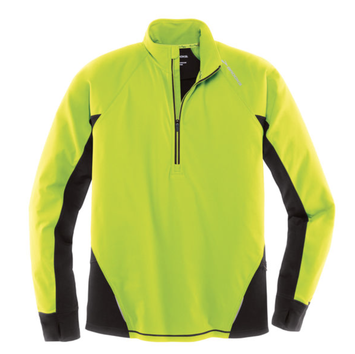 BROOKS MEN'S DRIFT 1/2 ZIP   Windproof, water-resistant, breathable and reflective! CLICK TO SHOP >