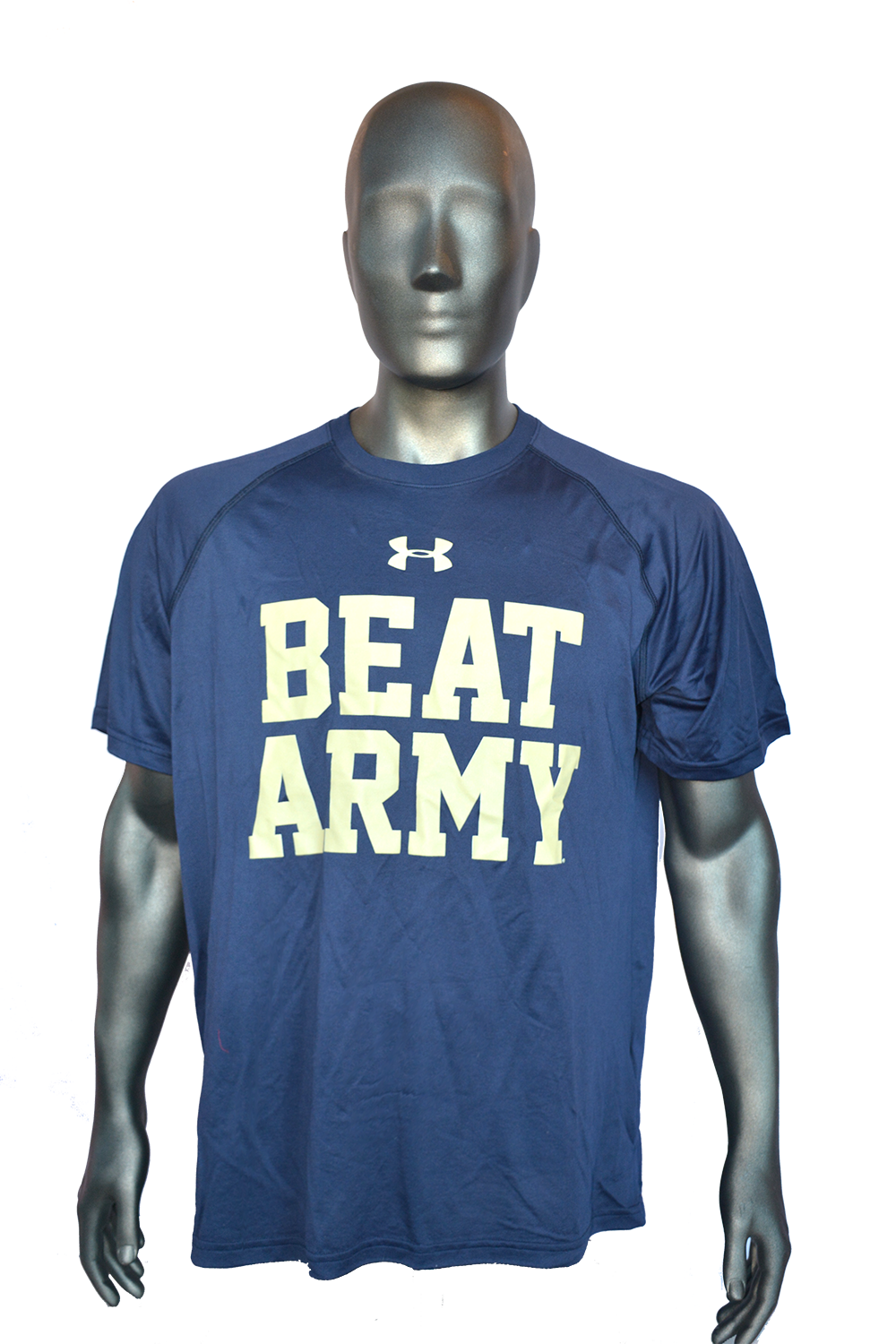 UNDER ARMOUR BEAT ARMY TECH TEE   Shop now >