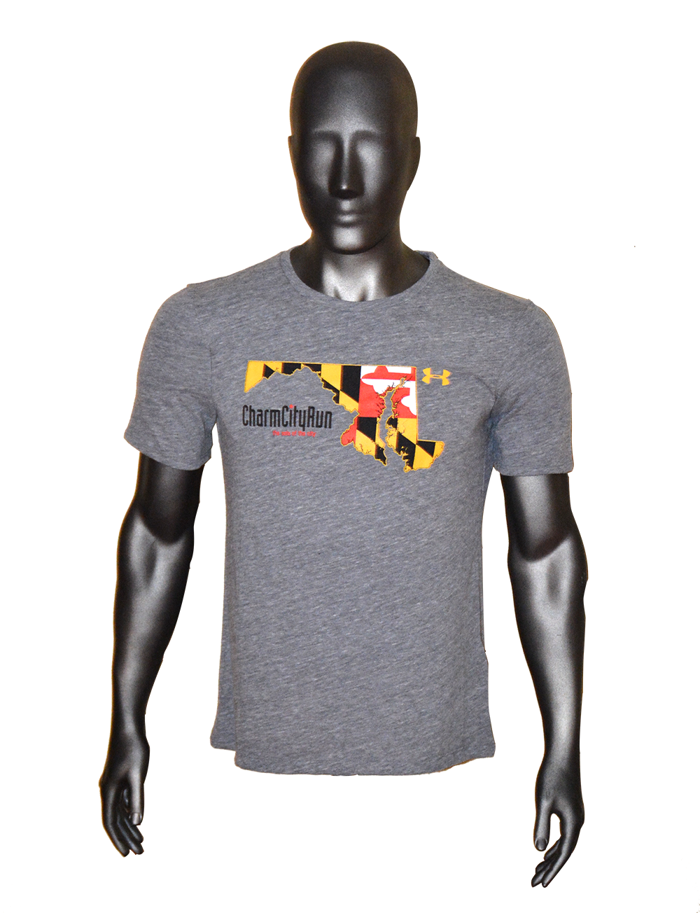 UNDER ARMOUR MEN'S MD STATE TEE   Shop Now >