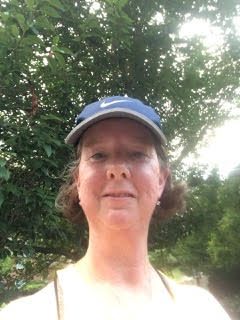 My smiling face after hill repeats.