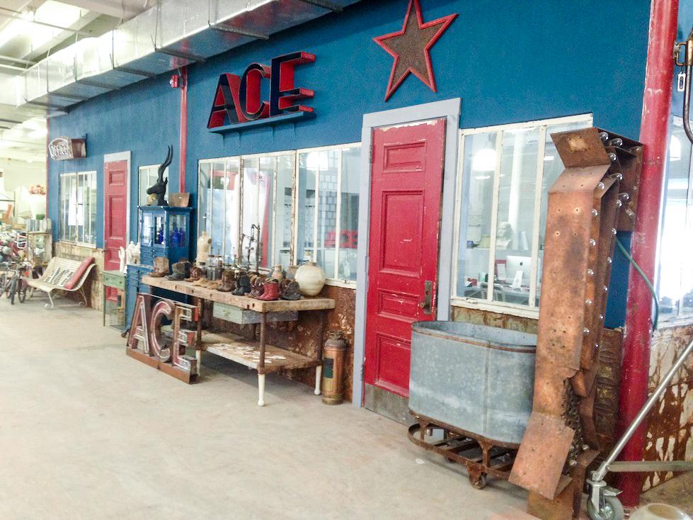 Inside ACE Daylight Studio