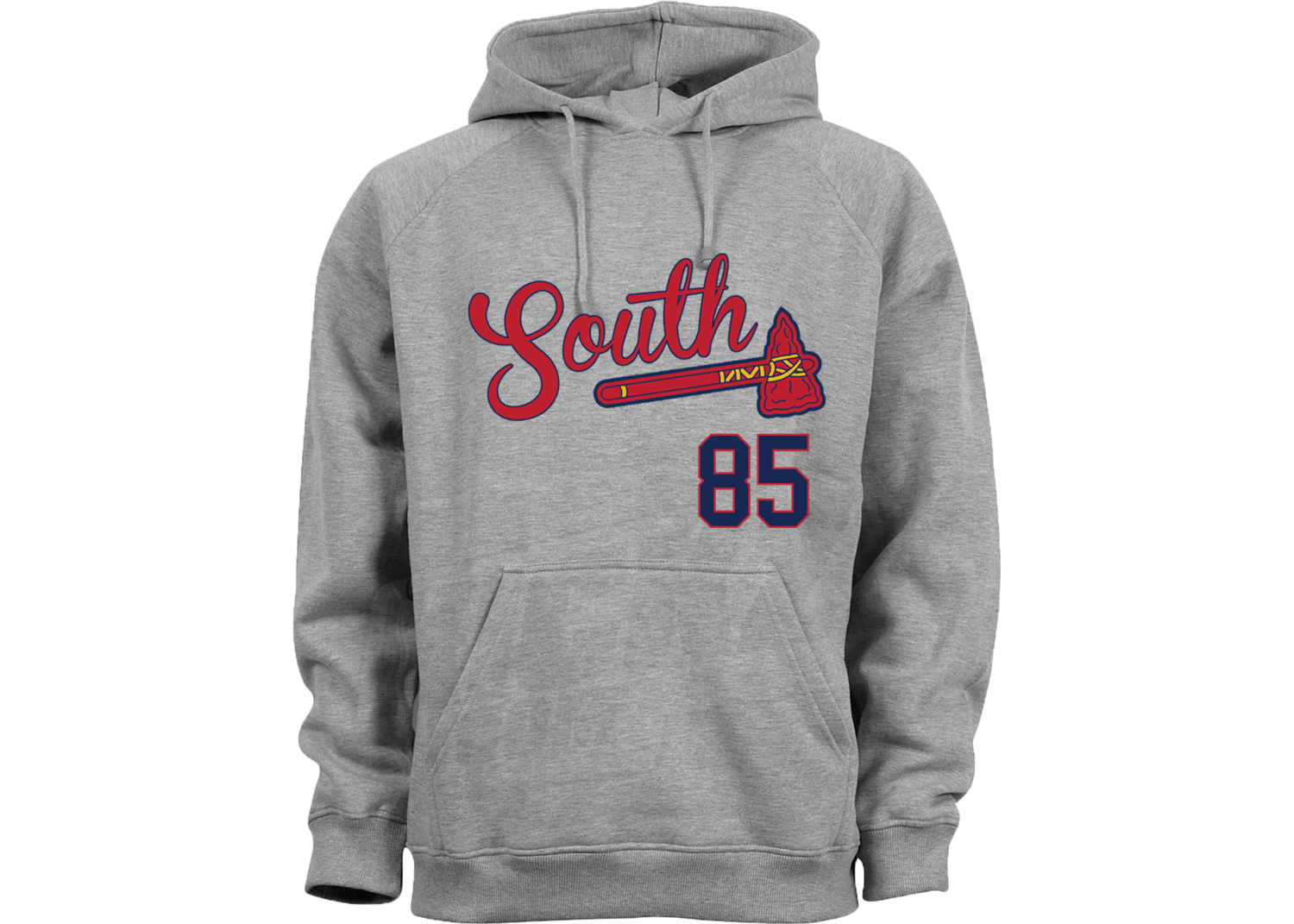 Home of The Brave - Hoodie Away