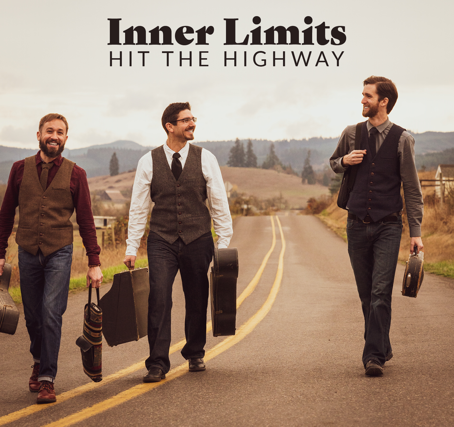 Inner Limits'    debut album of blues -    Hit the Highway
