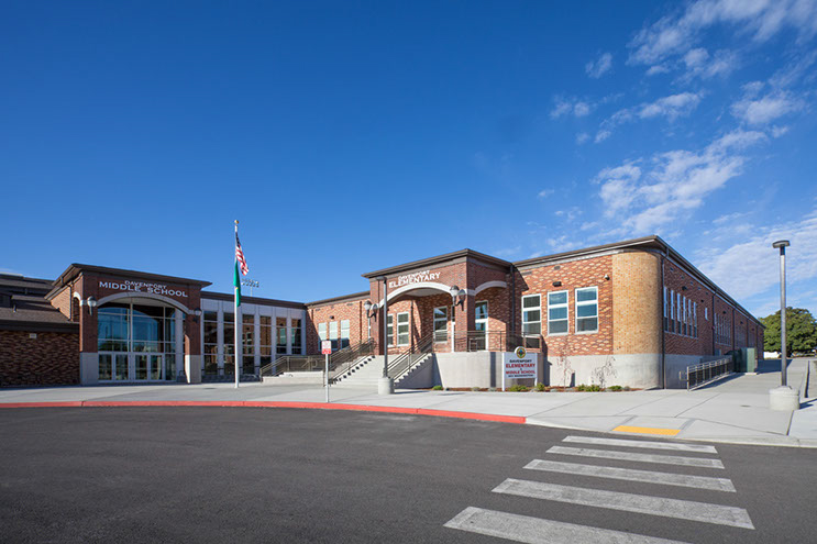 DAVENPORT ELEMENTARY and MIDDLE SCHOOL