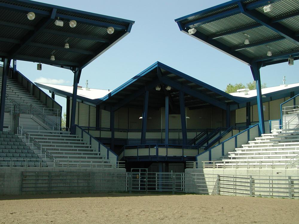 Spokane County Fair & Expo Center Arena