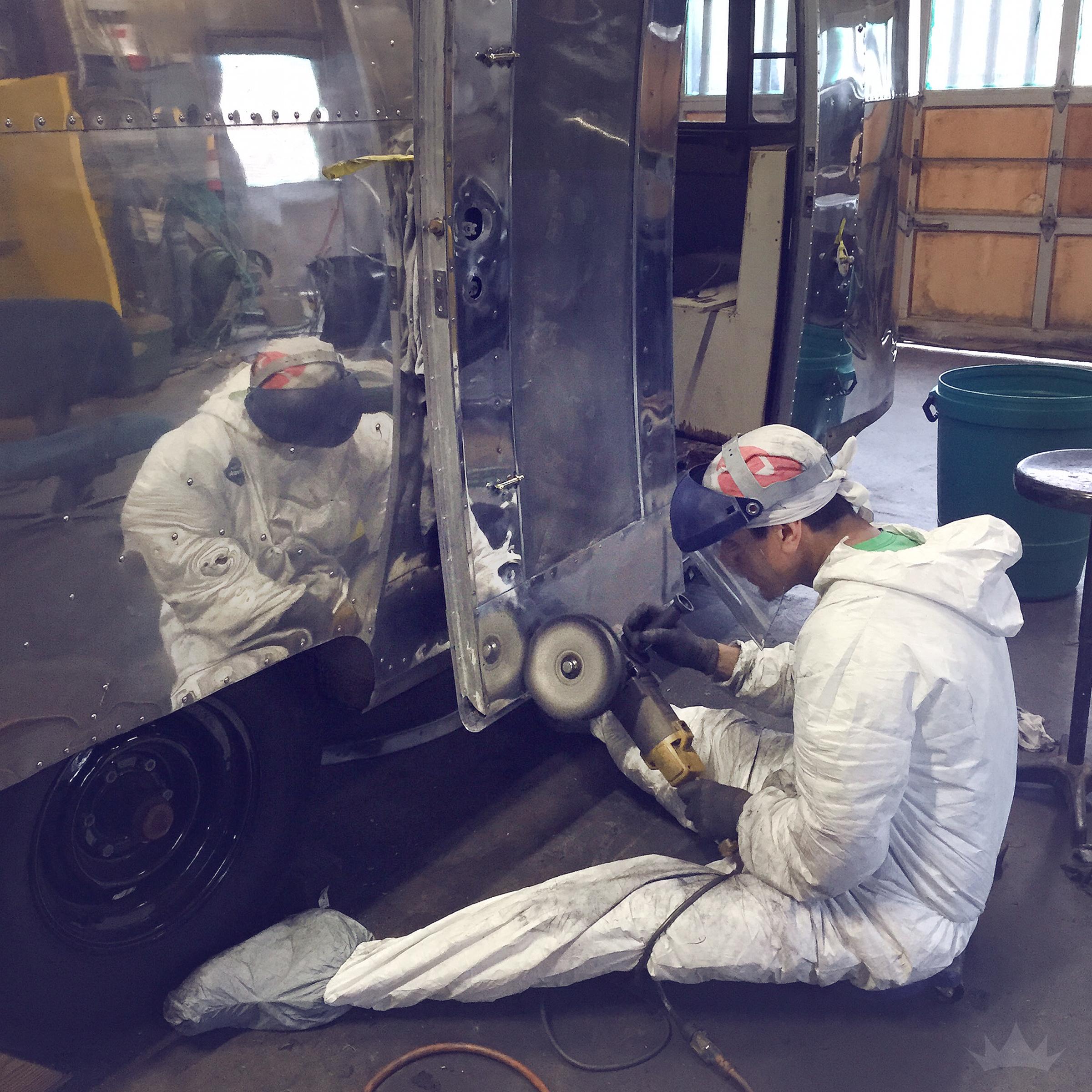 Polishing.. polishing.. still polishing..