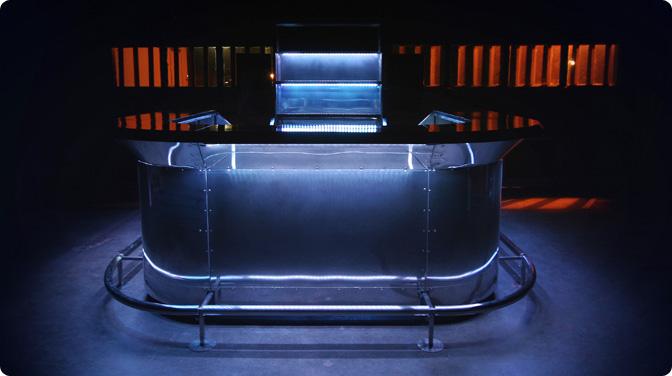 Mobile Design    BAR CART SF