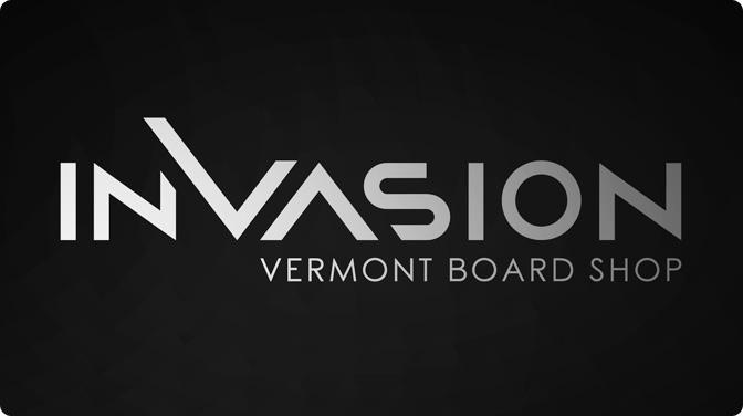 Branding Design    INVASION