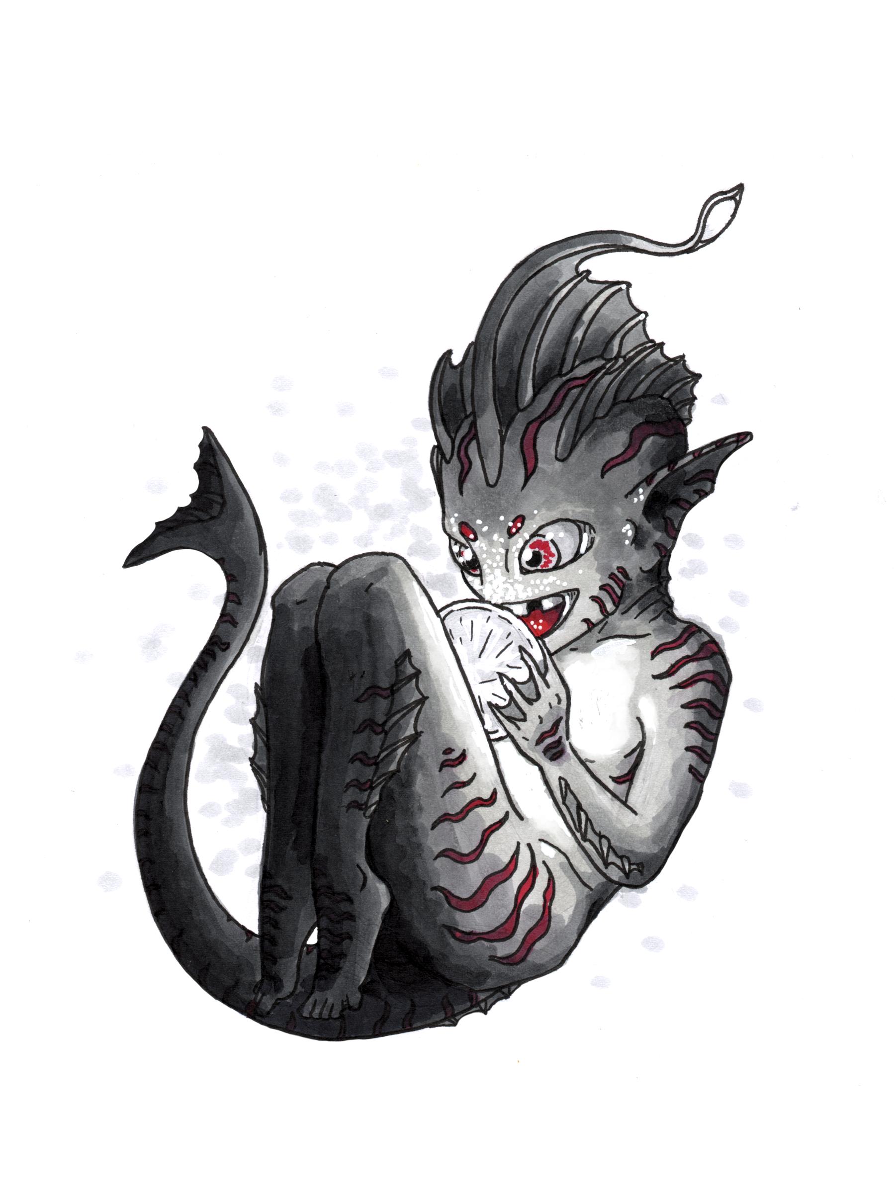 Day 06 - Mermaid