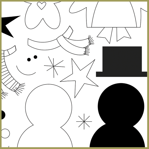 Right at Home Stamps Holiday Release Sneak Peeks - Right at Home Shop