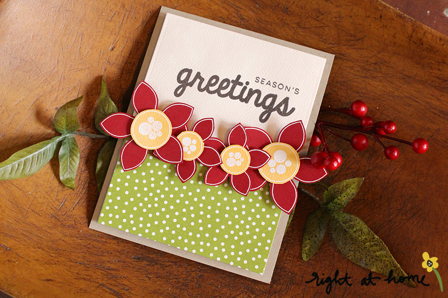 Right at Home Stamps Holiday Release Now Available - Right at Home Shop