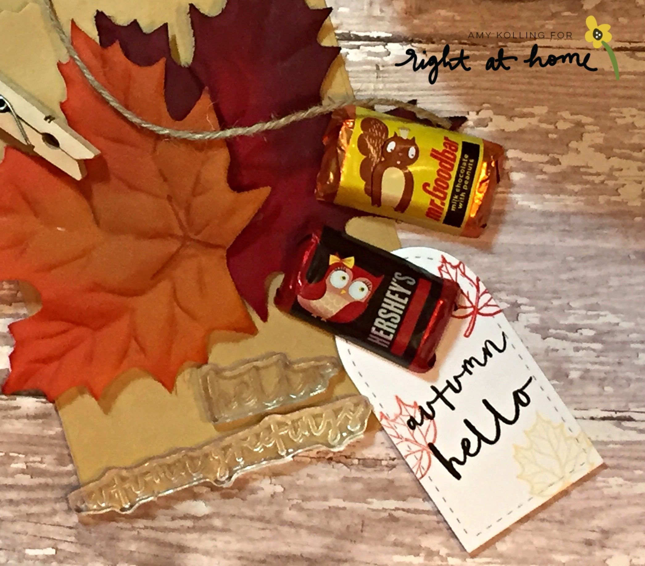 Hello Fall Happy Mail Swap Details + Sneak Peek by Amy K // rightathomeshop.com/blog