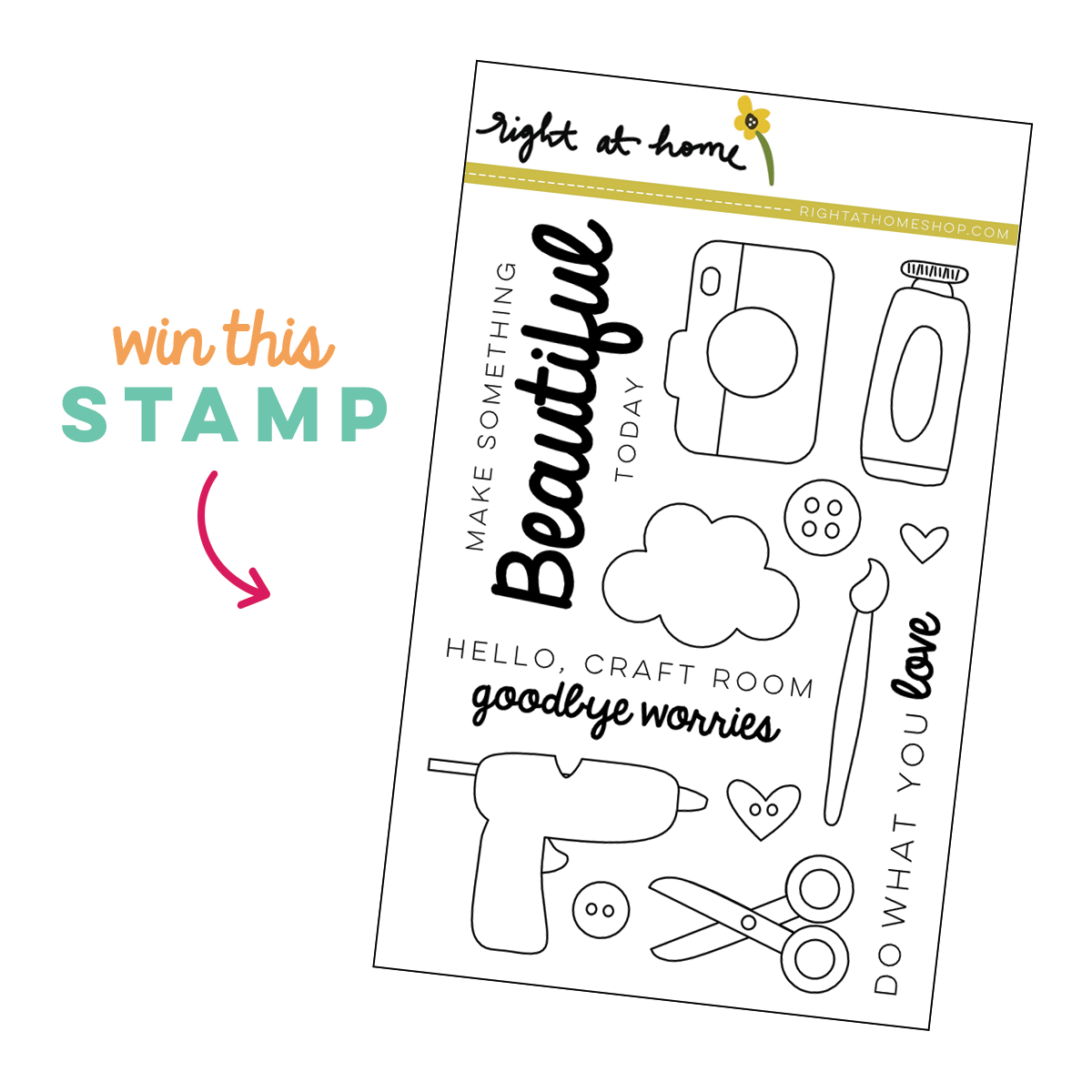 Win this stamp!