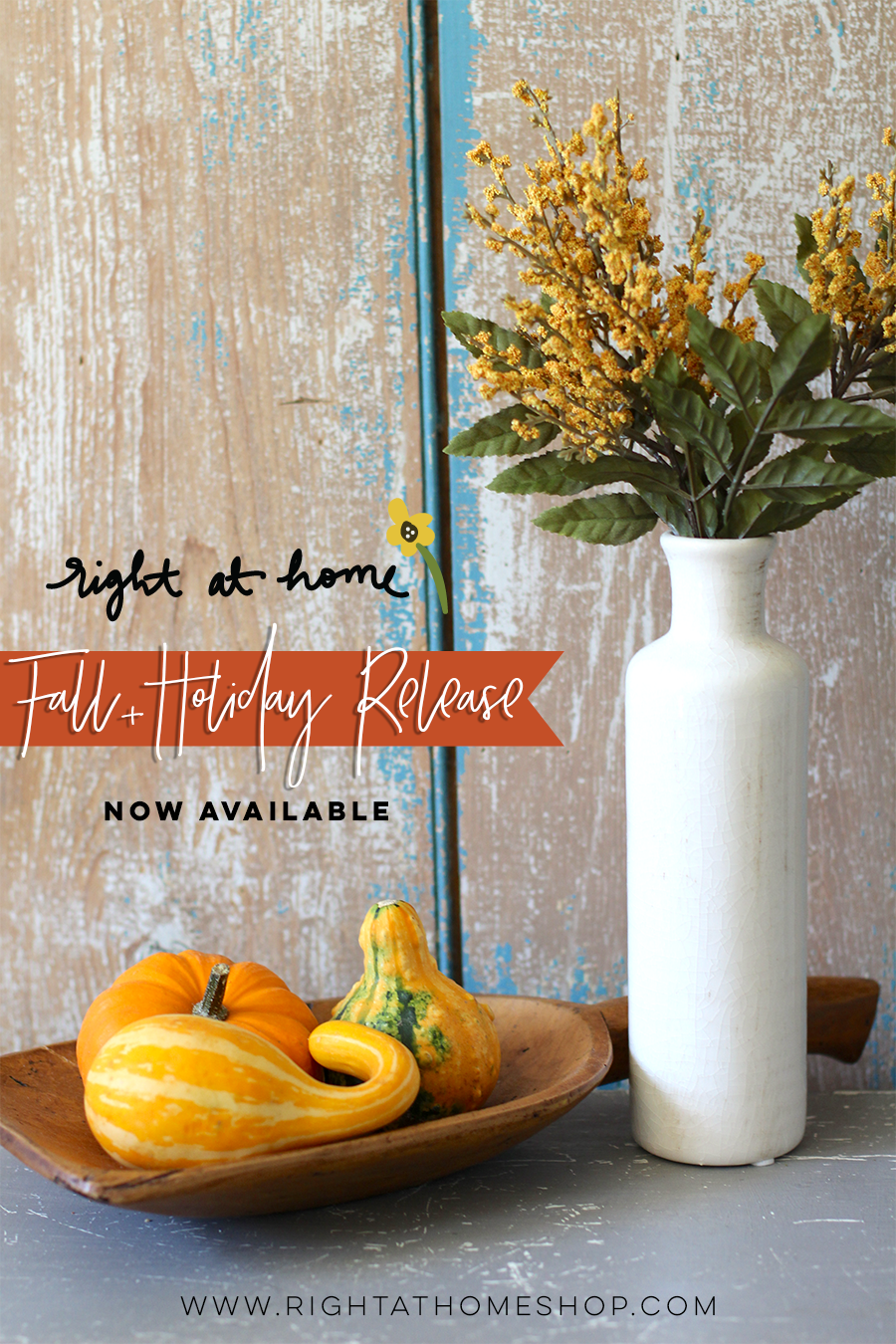 Right at Home Stamps New Release // October 2017