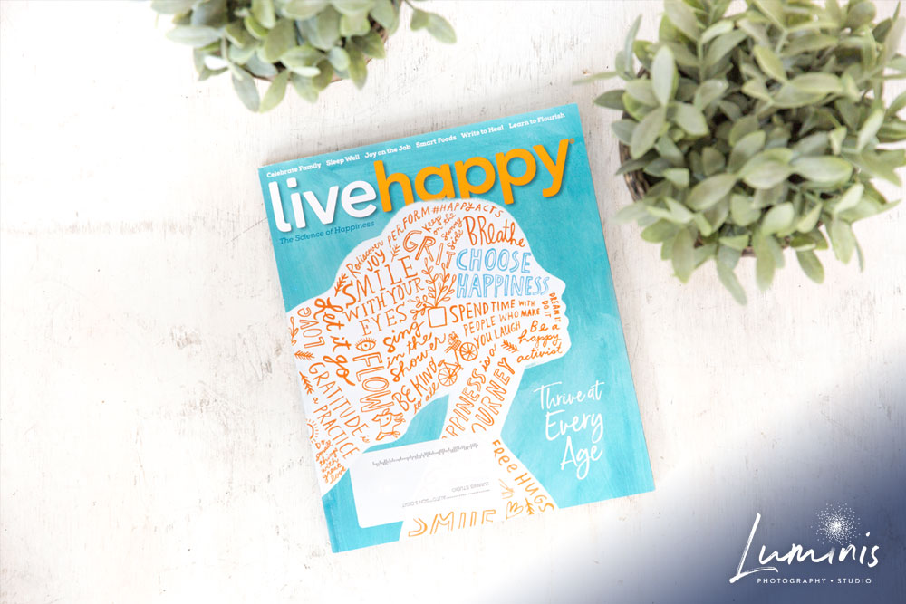 Luminis Studio Live Happy Magazine