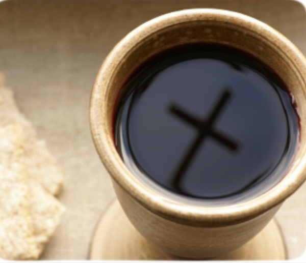 Communion ideas for reaching up