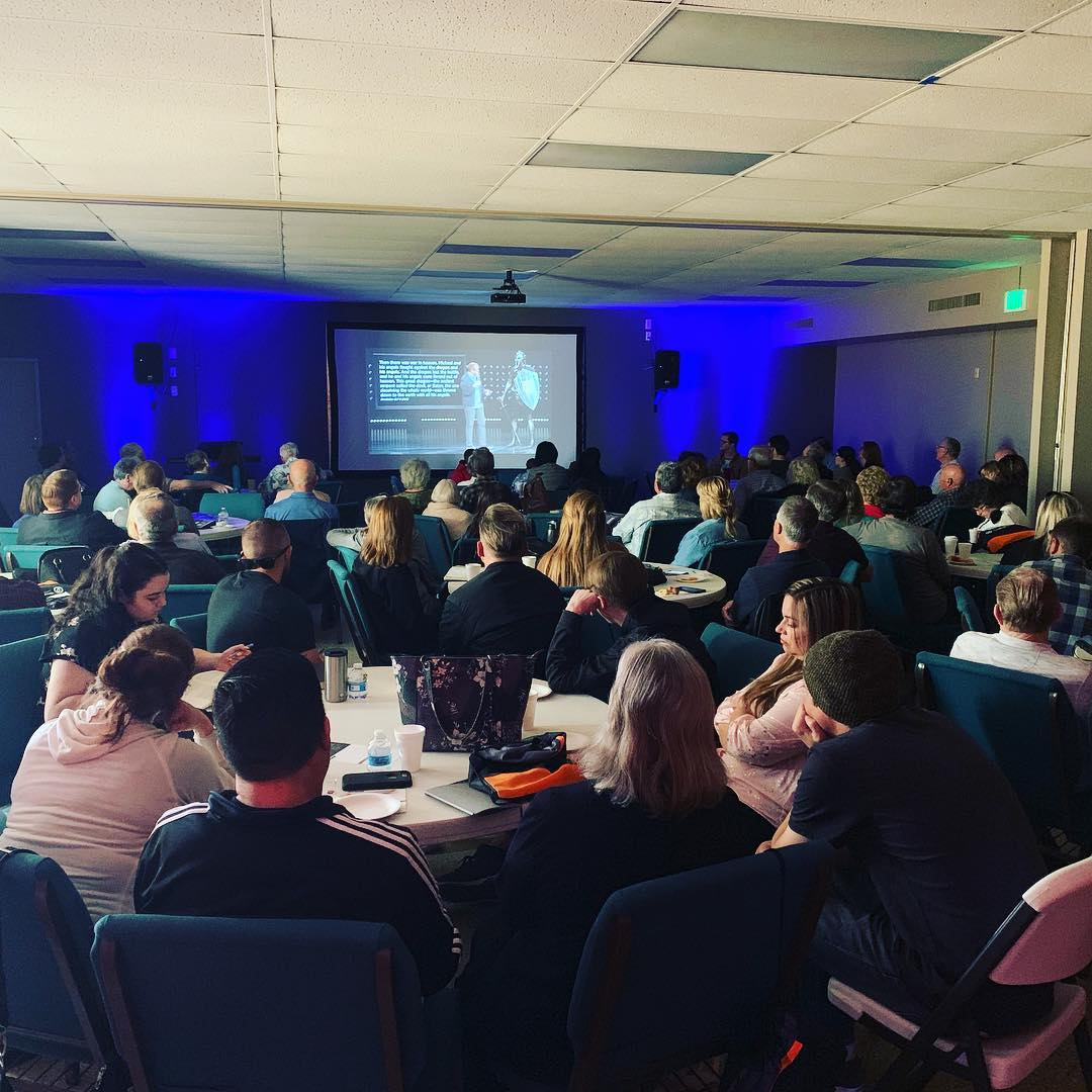 The core of 40 people at our Redlands campus has grown to almost 100…and we haven't even launched the campus yet!