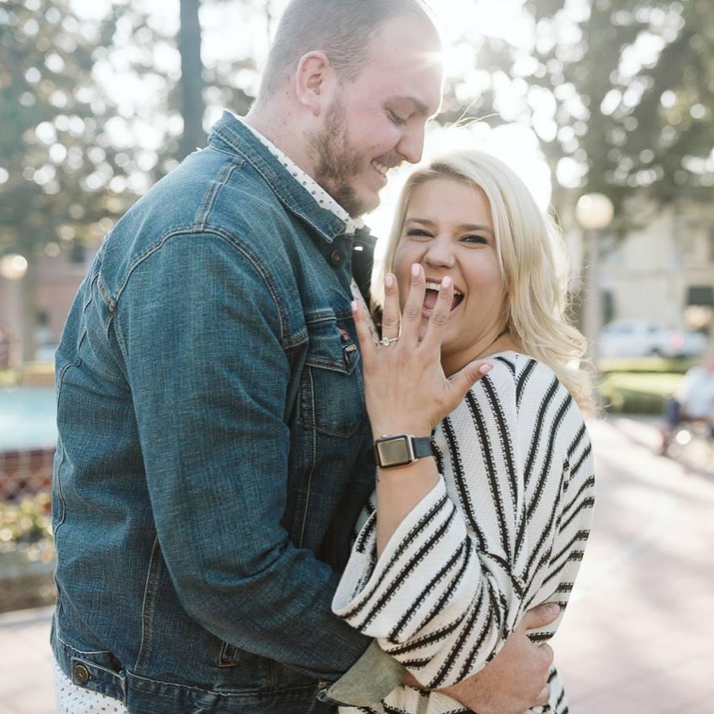 Nathan and Olivia….engaged!