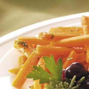 CarrotsRosemaryButter