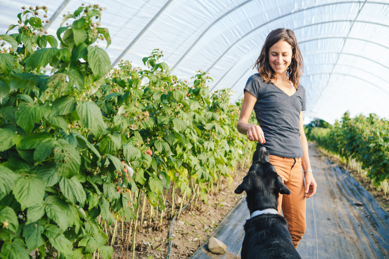 Jessica Sanford - Adam's Berry Farm