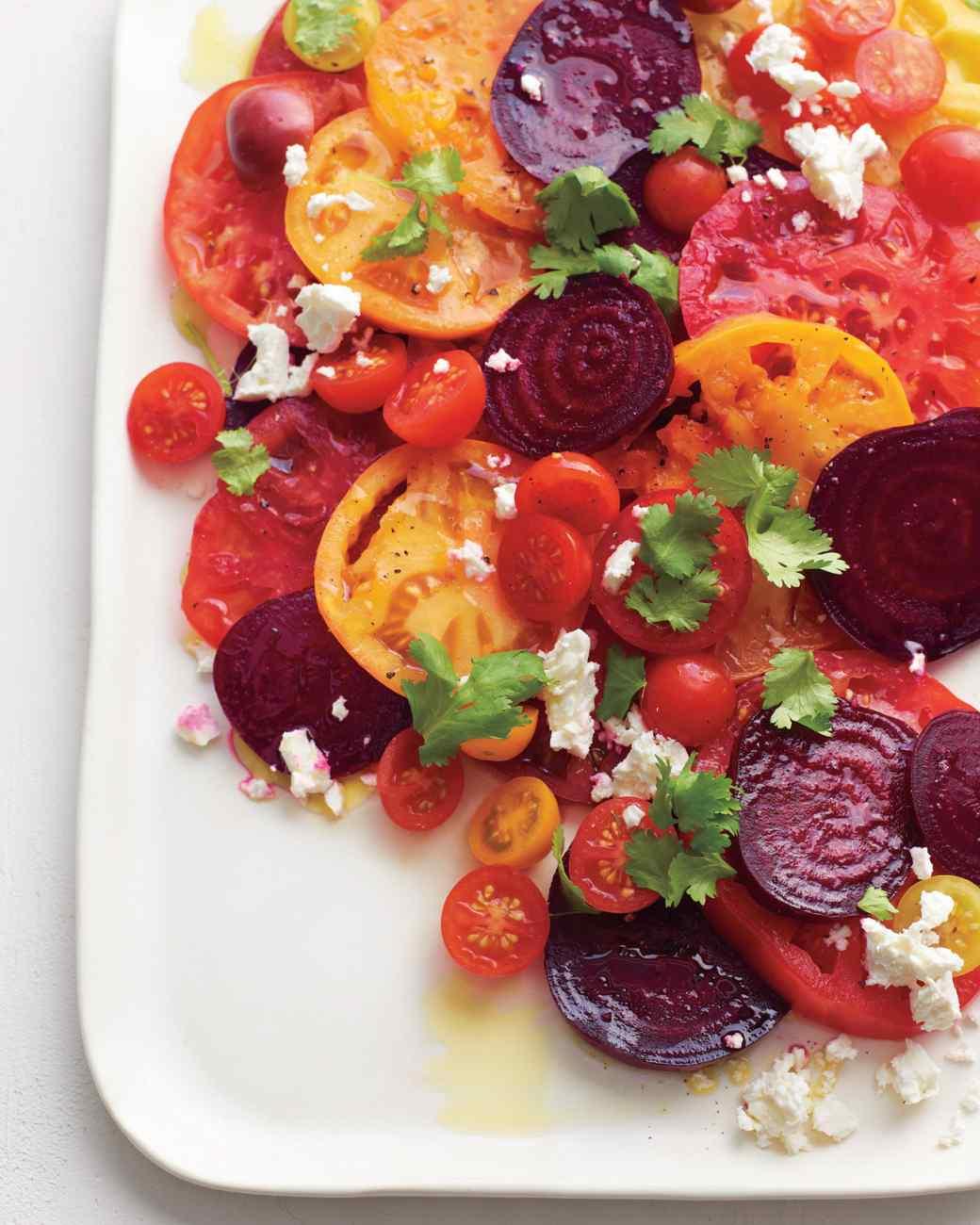 TomatoBeetSalad